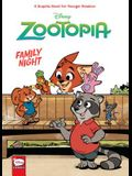 Disney Zootopia: Family Night (Younger Readers Graphic Novel)