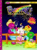 Barney's Great Adventure Sticker Book