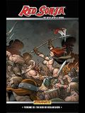 Red Sonja: She-Devil with a Sword Volume 3