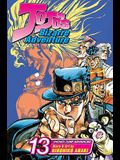 Jojo's Bizarre Adventure: Part 3--Stardust Crusaders, Vol. 13