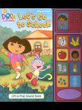 Let's Go to School! (Dora the Explorer (Publications International))