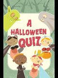 A Halloween Quiz (Pack of 25)