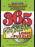 Uncle John's Bathroom Puzzler: 365 New Logic Puzzles