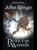 Princess of Wands, 1
