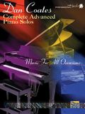 Dan Coates Complete Advanced Piano Solos: Music for All Occasions