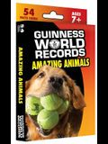 Guinness World Records(r) Amazing Animals Learning Cards