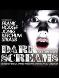 Dark Screams Lib/E: Volume Three