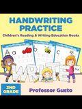 Handwriting Practice 2Nd Grade: Children's Reading & Writing Education Books