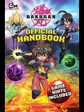 Bakugan Battle Brawlers Official Handbook