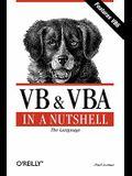 VB & VBA in a Nutshell: The Language: The Language