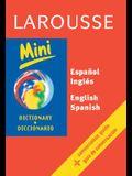 Larousse Mini Dictionary: Spanish-English/English-Spanish (Larousse Bilingual Dictionaries) (Spanish Edition)