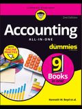 Accounting All-In-One for Dummies with Online Practice