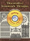 Decorative Ironwork Designs [With CD_Rom]