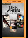 Ben H. Winters Last Policeman Trilogy: The Last Policeman, Countdown City, World of Trouble
