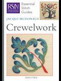 Rsn Esg: Crewelwork: Essential Stitch Guides