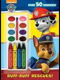 Ruff-Ruff Rescues! (Paw Patrol)