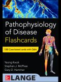 Pathophysiology of Disease Flashcards: 120 Case-Based Cards with Q&A