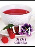 Tea 2020 Calendar