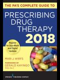 The Pa's Complete Guide to Prescribing Drug Therapy