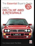 Lancia Delta Hf 4WD & Integrale: 1986 to 1994