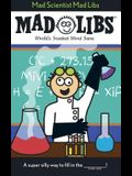 Mad Scientist Mad Libs