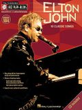 Elton John: 10 Classic Songs [With CD (Audio)]