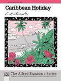 Caribbean Holiday: Sheet
