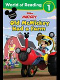 World of Reading Old McMickey Had a Farm