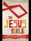 Jesus Bible-NIV: Discover Jesus in Every Book of the Bible