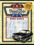 Great American Road Trip Puzzle Book: 300 Large-Print Puzzles