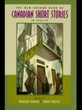 The New Oxford Book of Canadian Short Stories