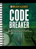 Brain Games Code Breaker: Break the Cryptograms Before the Rules Are Rewritten