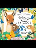 Hiding in the Woods: A Nature Trail Book (Maurice Pledger Nature Trails)