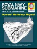 Royal Navy Submarine: 1945 to 1973 ('a' Class - HMS Alliance)