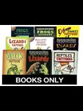 Little ACT Bk Reptiles Replen Pack 135 Bks