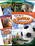 Time for Kids(r) Nonfiction Readers Stem Grade 2, 10-Book Set