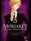 Moriarty the Patriot, Vol. 3