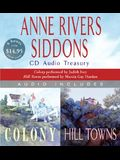 Anne Rivers Siddons Audio Treasury: Colony and Hill Towns