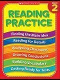 2nd Grade Reading Practice (Practice (Scholastic))