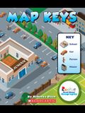 Map Keys (Rookie Read-About Geography: Map Skills)