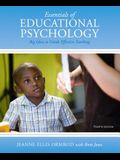 Essentials of Educational Psychology: Big Ideas to Guide Effective Teaching, Enhanced Pearson eText with Loose-Leaf Version -- Access Card Package (4th Edition)