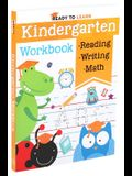 Ready to Learn: Kindergarten Workbook