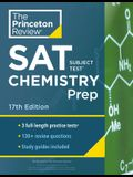 Princeton Review SAT Subject Test Chemistry Prep, 17th Edition: 3 Practice Tests + Content Review + Strategies & Techniques