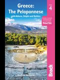 Greece: The Peloponnese: With Athens, Delphi and Kythira