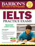 Barron's Ielts Practice Exams with Audio CDs, 2nd Edition: International English Language Testing System