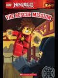 The Rescue Mission (Lego Ninjago: Reader), Volume 11