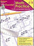 Essential Math Practice: Reproducible Number and Quantitative Reasoning