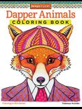 Dapper Animals Coloring Book