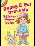 Puppy & Pal Dress Up Sticker Paper Dolls