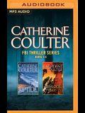 Catherine Coulter: FBI Thriller Series, Books 5-6: Riptide, Hemlock Bay